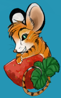 I has Fraises by Mizithra
