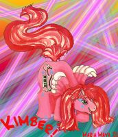 Kimber, the My Little Pony by mayanbutterfly