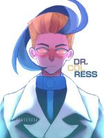 Dr. Colress by Bravuraaa
