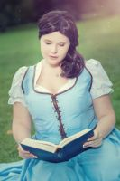 Belle - OUAT by BellaHime