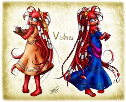 """I was born to be queen"" by cuteychao"