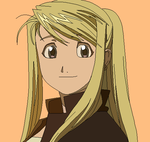 Winry _color by MasterCleese