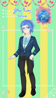HGR .::Nathan::. by Mikapower19