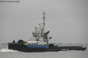 Dutch tug Smit Ebro 2009- by roodbaard1958