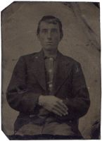 Found Photo Archive, Tintype 2 by re-source