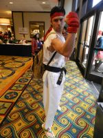 Anime Los Angeles 2015 Ryu Shoryuken! by Demon-Lord-Cosplay
