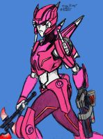 Elita Prime by korblborp