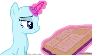 Reading the fan-fictions(Base#11)Unicorns by Starchase-Bases