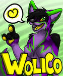 Wolico Badge by tyler-gf123
