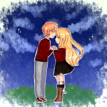 I Love You  [Contest Entry] by Moraii