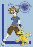 Tai_Agumon by Silvaras