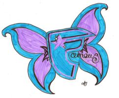 Butterfly Famous Tattoo Design by Cupcake-Lakai