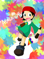 .:Adeleine:. by kaug