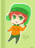 South Park: Kyle by xXTwinkerXX