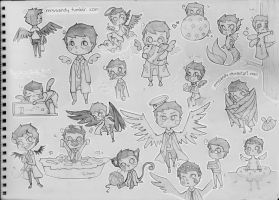 All you need is Cas by MrsSandy