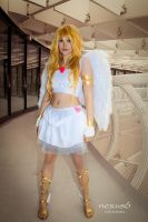 Panty from Panty and Stocking cosplay by HarleyBatmarta