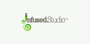 InfusedStudio Logotype C01B by Nikeos