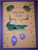 Quilling - card 118 by Eti-chan