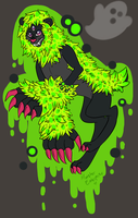 You're looking a little green around the gills by MonsterMeds