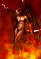 Succubus.. Demon... Thing. by TheBoyofCheese