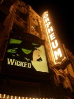 The Orpheum -WICKED- by kumasmash