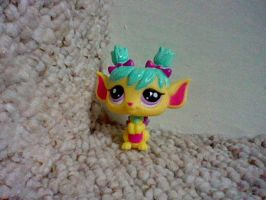 LPS Fairy Yellow by ButchxButtercup1996
