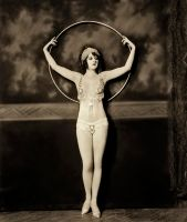 Vintage Stock - Katherin Burke by Hello-Tuesday