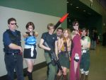 Resident Evil Crew Pic by Im-ur-misconception
