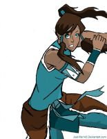 The Legend of Korra by Just-Me143