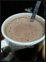 Photo - Hot Chocolate by LuminousAtelier