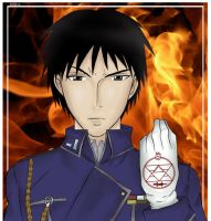 .:The Flame Alchemist:. by Martelca