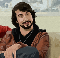 Avi Kaplan Cutout by WhiteWolfCub16