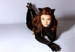 Catwoman - Boots by OddTogs