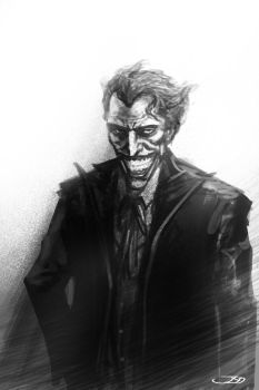 Joker Concept by shinkusuarez88