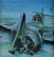 Lost Chariots Of The Sky by Life-takers-crayons