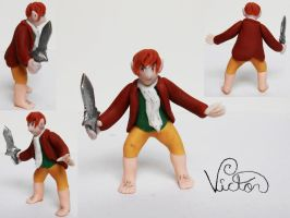Bilbo Baggins by VictorCustomizer