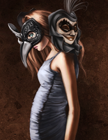 Masquerade by Blackpassion777