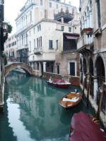 Vista su canale by Flore-stock