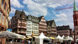Historical town Frankfurt by Arminius1871
