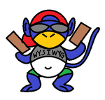 Mickey Monguin 90's Kid by Monguin