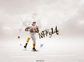 Eric Berry - wallpaper - sC ft daWIZ. by epro-creative