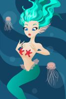 Mermaid by Indy-Lytle