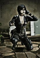 This is the end of the world, Wade. by Shermie-Cosplay