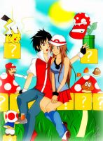 CM 2 :  A Date in Mario World by EndBritoNunes