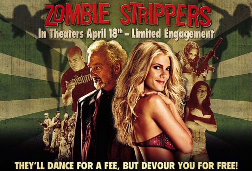 Brooklyn Decker vs the Zombie Strippers by CatDigitalArt