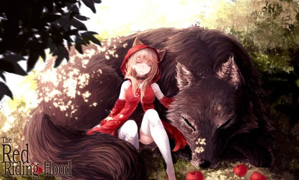 Red Riding Hood by Riyoshii