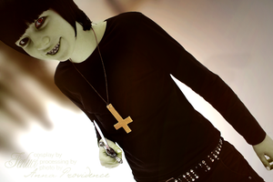 Murdoc (Gorillaz) by AnnaProvidence