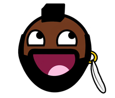 Mr.T Awesome smiley by E-rap