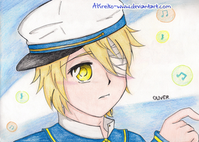 Oliver-Don't Be Afraid of Me by AKreiko
