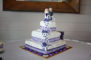 Kathryns wedding cake by fa-stock